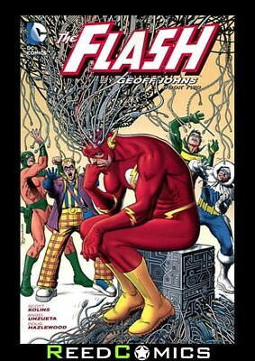 FLASH BY GEOFF JOHNS BOOK 2 GRAPHIC NOVEL New Paperback Collects (1987) #177-188