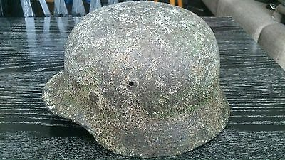Relic WW2 ORIGINAL German ARMY M40 Stahlhelm Helmet  WWII East Front SHELL LINER
