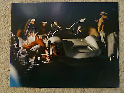 1969 Porsche 906 Coupe Showroom Print / Picture / Poster RARE!! Awesome L@@K
