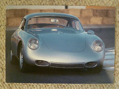 "Porsche 356 Special ""Outlaw"" Coupe Print / Picture, RARE Awesome L@@K"