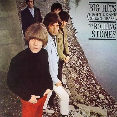 THE ROLLING STONES 'Big Hits (High Tides & Green Grass) Vinyl LP NEW SEALED