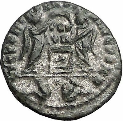 Constantine I the Great  Rare Authentic Ancient Roman Coin Victories i55547