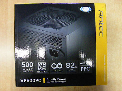 Alimentatore Antec Vp500Pc 500 Watt Strictly Power