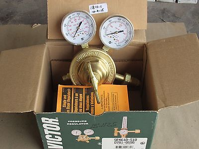 New  Victor Sr461D-510 Lp Propane Gas Regulator