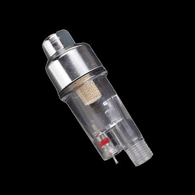 "1/8"" Mini Airbrush Air Filter Moisture Filter Water Trap Spray"