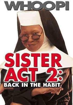 Sister Act 2: Back In The Habit New Region 1 Dvd