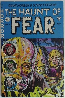 1991 The Haunt Of Fear #1  -  F               (Inv9524)