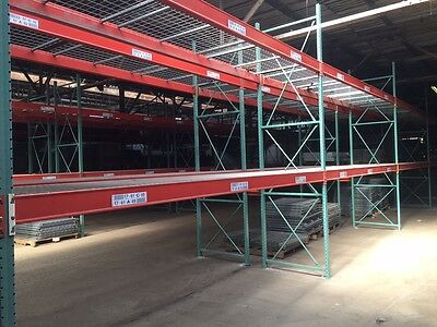 Used Speed rack Pallet Rack Shelving Racking channel scaffolding speedrack 6 sec