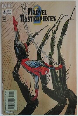 1993 Marvel Masterpieces #1  -  F                  (Inv9571)