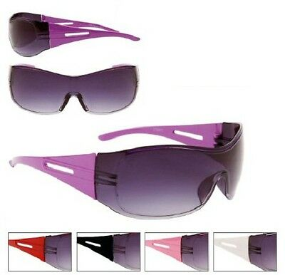Boys Girls Wrap Sunglasses Cool Kids Children Toddlers 100% UV400 Protection 77