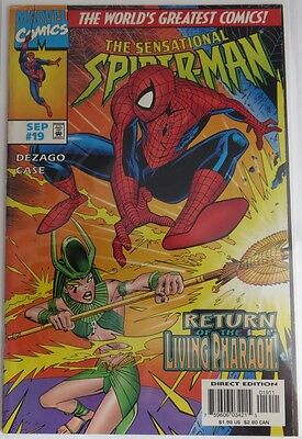 1997 The Sensational Spider-Man #19 -  F                (Inv3886)