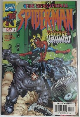 1998 The Sensational Spider-Man #31 -  Nm                (Inv3910)