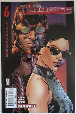 2002 The Ultimates  #6   -   Vf                    (Inv9784)