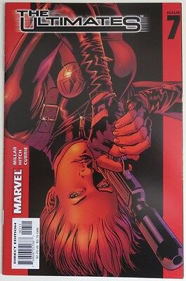 2002 The Ultimates  #7   -   Vf                    (Inv9783)