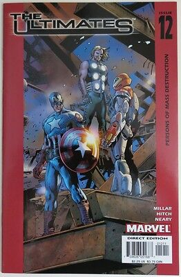2003 The Ultimates #12   -   Vf                    (Inv9804)