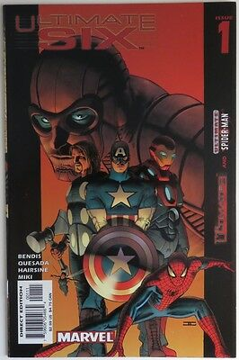 2003 Ultimate Six #1  -  Vf               (Inv9451)