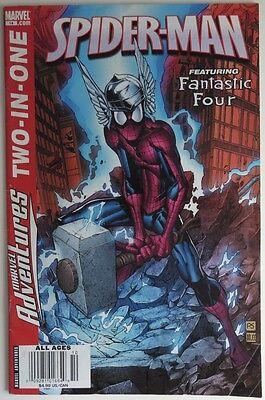 2008 Marvel Adventures Two-In-One  #14  -  Vg                (Inv9424)