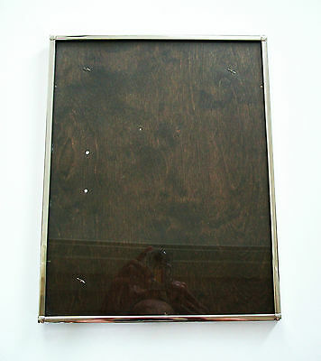 STAYBRITE - Art Deco Steel Photo Frame - United Kingdom - Early/Mid 20th Century
