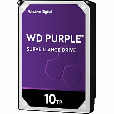"Western Digital WD Caviar Red 8TB 3.5"" Internal NAS Hard Drive SATA 6Gb/s HDD"