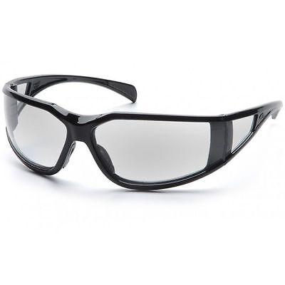 Pyramex Exeter Safety Glasses Clear Anti-Fog Lens