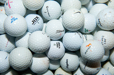 100 Titleist, NIKE, Callaway, Taylormade & Mixed golf balls # Clearance SALE #