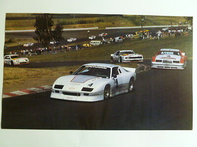 1987 Chevrolet Camaro Race Car Picture, Print, Poster RARE!! Awesome L@@K