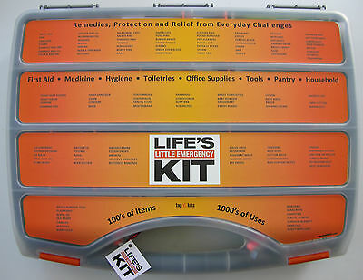 Life's Little Emergency Kit - almost Everything - Great Gift