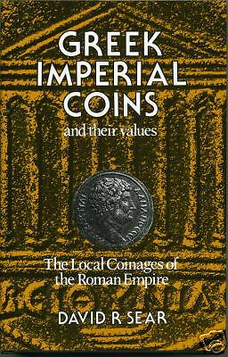 Greek Imperial Coins And Their Values By David R Sear