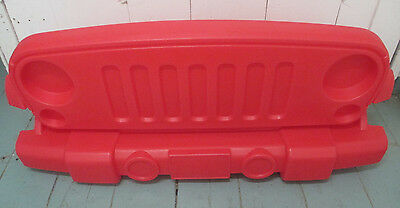 Little Tikes Jeep Wrangler Toddler To Twin Bed REPLACEMENT PART Toy