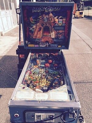 Flipper Pinball Magic Castle