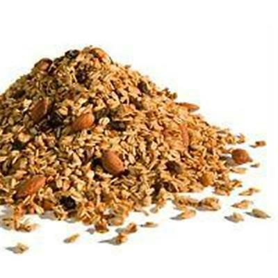 Golden Temple Bakery B04087 Golden Temple Natural Maple Almond Granola 1x25lb