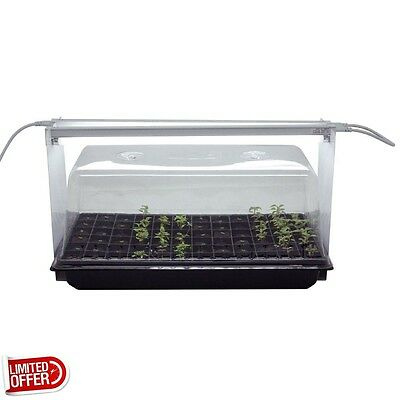 SALE Viagrow 2 foot Complete Seed Starting & Cloning Grow Light Kit Starters