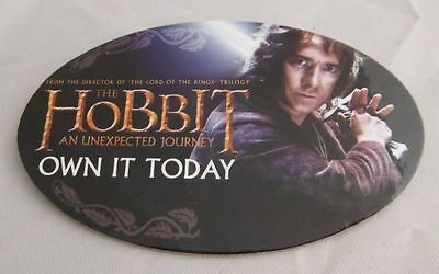 2013 The Hobbit: An Unexpected Journey Collector's Pinback