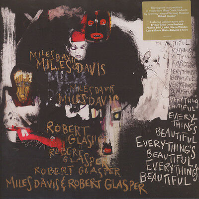 Miles Davis & Robert Glasper - Everything´s Beautiful Vinyl EU LP