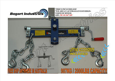 Professional Quality Engine Leveller for Ute / Engine Cranes 905KG Capacity