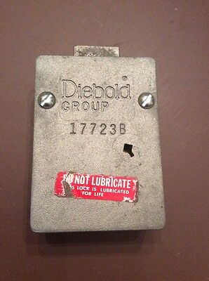 Diebold Electronic Safe Lock Combination Lock Group 2  C-480078.  17723B