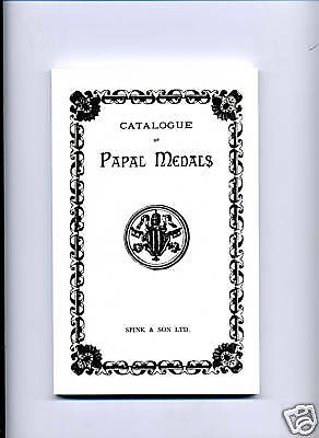 Catalogue Of Papal Medals