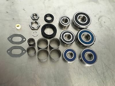 Ford Courier / Mazda Bravo Sump Type 4WD Gearbox Bearing Overhaul/Rebuild Kit