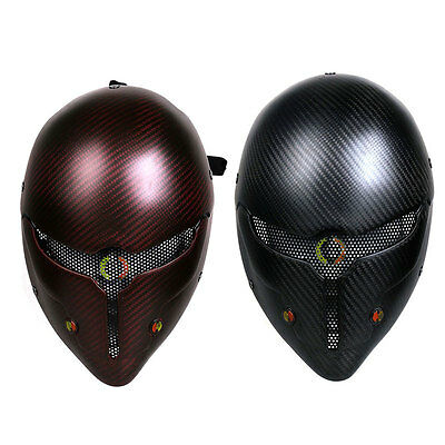 Airsoft Paintball Full Face Protection Mask CS Tactical Gear UK