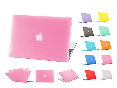 Gummiert Hard Case Apple Macbook Air 13,3'' (AB MITTE 2011) Schutz Hülle Cover