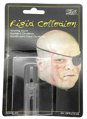 Mehron Rigid Collodion Scarring Liquid SFX
