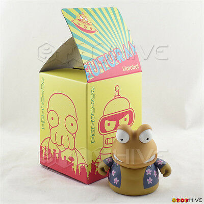 Kidrobot Futurama collection Slurms MacKenzie Chase series 1 3-inch figure box