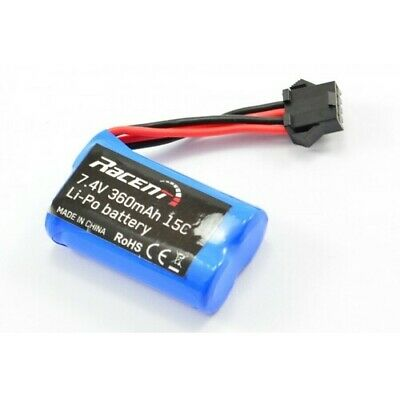 Vector 28 7.4V 360Mah Lipo  Battery (Vt795114)