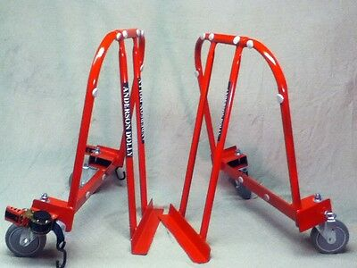"""Vending Dolly 5""""casters, great for moving snack and soda machines 1300 lbs cap."""