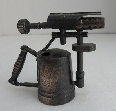 Vintage Made In Hong Kong Diecast Spray Can Pencil Sharpener    (Inv5448)