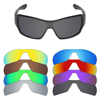 Mryok Anti-Scratch Polarized Replacement Lens for-Oakley Offshoot Sunglass -Opt.
