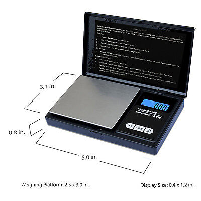Mini LCD Digital Electronic Gold Jewellery Tear Weight Scales Weighing 0.01-100g