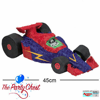RACING CAR Pinata Birthday Party Formula One Game Party Decoration P12730