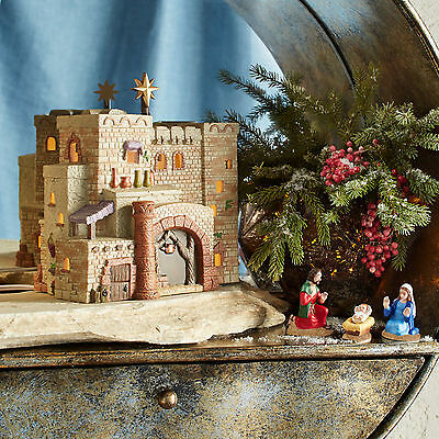 Dept 56 Holy Land Little Town of Bethlehem The Inn at Bethlehem 4050943 NEW NIB
