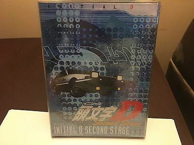 Initial D Second Stage Brand New